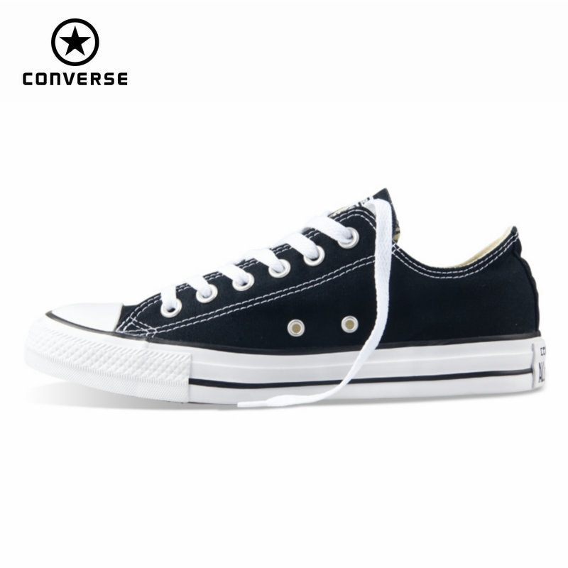 sale retailer 25632 43492 Original New Converse All Star Canvas Shoes
